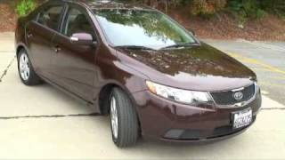 2010 Kia Forte EX, Detailed  Walk Around.