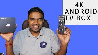 Convert Your TV into Android TV - Cheapest 4K Android Box - Android TV Box & Setup
