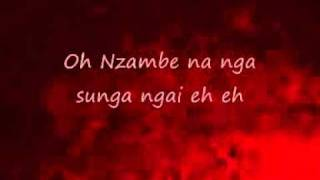 cadenas - Fally Ipupa (paroles/lyrics)