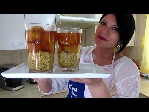 Xxx Mp4 MOTE CON HUESILLOS Postre Tipico De Chile Silvana Cocina ❤ 3gp Sex