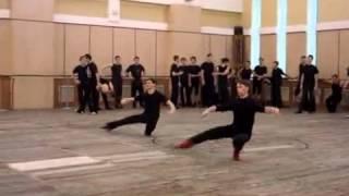 Virsky - Hopak solos - Вірського Гопак Солісти