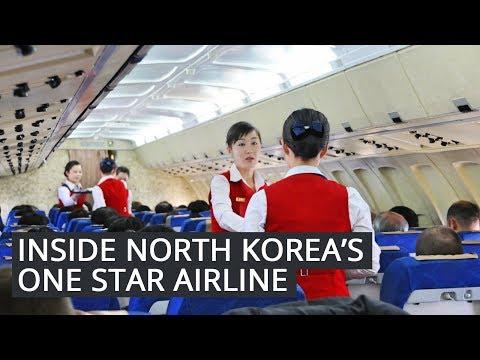 Xxx Mp4 Inside North Korea 39 S One Star Airline 3gp Sex
