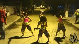 El Serucho   Mr Black   Latin Dance  baile y coreografia