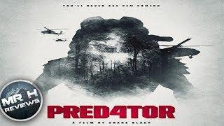 The Predator Movie 2018 - NEWS Locations & Script