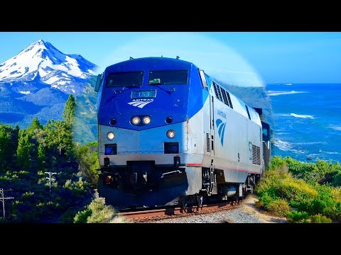 Amtrak's Coast Starlight: Los Angeles to Seattle