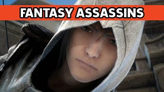 Final Fantasy XV - Assassin's Festival Trailer