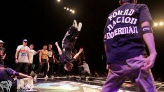 R16 Korea 2012 Bboy Crew Othello & 14KT Massive Monkees | YAK FILMS