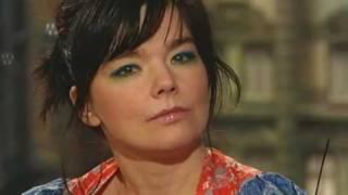 Björk -- Harald Schmidt Show Interview