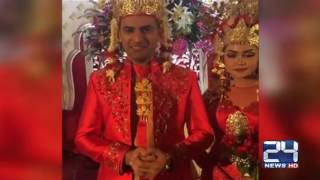 Lucky guy from Khairpur weds Indonesian Mayor's Daughter