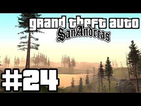 GTA San Andreas Walkthrough Telefon Çekmiyor Burada Bölüm 24