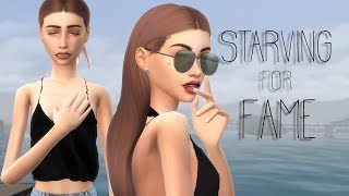 STARVING FOR FAME: A Model Story | The Sims 4
