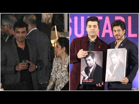 Karisma's Beau At Her Father's Birthday | Karan's Autobiography Gets International Recognition