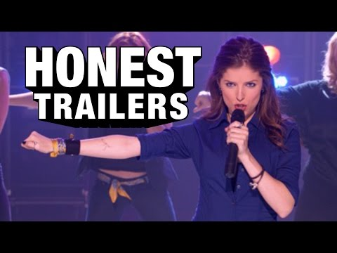 Honest Trailers Pitch Perfect