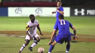 University of Maryland Men's Soccer 2012 highlight video