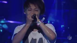 UVERworld - THE OVER (LIVE)