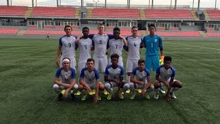 U-17 MNT vs. Panama: Highlights - Sept. 27, 2016