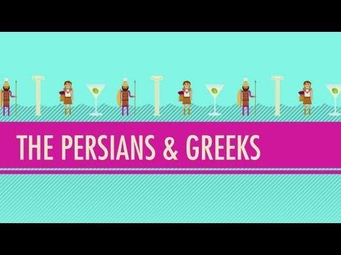Xxx Mp4 The Persians Greeks Crash Course World History 5 3gp Sex