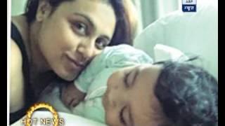 Rani Mukherjee writes cute letter on her daughter's birthday