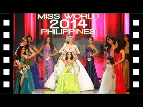 Miss World Philippines 2014 Full Show