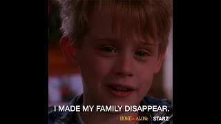 Amazon Channels - Home Alone - I made my family disappear.
