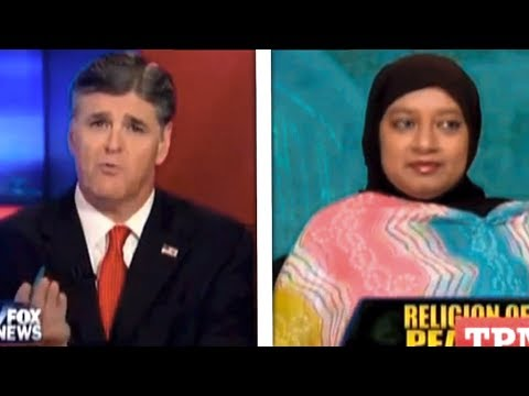 Hannity Brings Bullied Muslim Student On For More Bullying