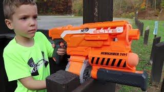 Nerf War:  Playground Warfare