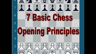 7 Basic Opening Strategy Principles | Chess Lesson 3