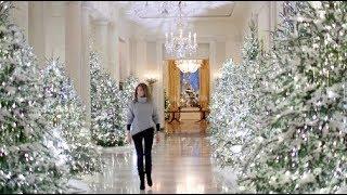 Compare Melania Trump to Michelle Obama