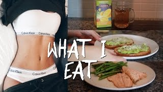 What I Eat In A Day: November 2016 (not vegan + healthy) | allegralouise