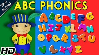 ABC Phonics Alphabet Sing Along Rhyme – Letter A to Z   Learning English for Kids   Shemaroo Kids