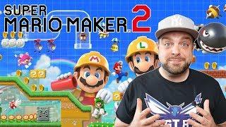 Super Mario Maker 2 Direct REACTION - THIS LOOKS INSANE!