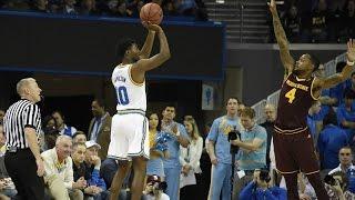 Isaac Hamilton Ties Week-Old UCLA Three-Point Record vs. Arizona State | CampusInsiders