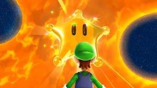 Super Luigi Galaxy - Bowser