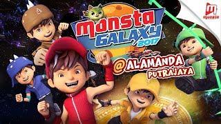Monsta Galaxy 2017 di Alamanda, Putrajaya