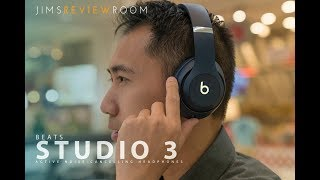 NEW - Beats Studio 3 Wireless 2017 MODEL - REVIEW