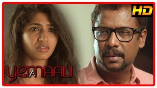 Yemaali Tamil movie scenes | Samuthirakani decides to break up with Roshni | Sam Jones
