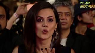 Salman Khan ka Swagat & Tiger Shroff Ki Best Dance Performance on Star Screen Awards 2018