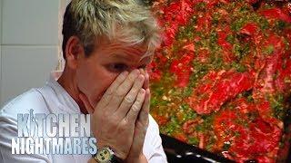 Failing Restaurant's Fridge Is An Absolute MESS  | Kitchen Nightmares