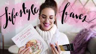 2017 LIFESTYLE FAVORITES! MOST USED Skincare, Fashion & More! | Jamie Paige