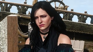 Witcher 3: Breaking up with Yennefer