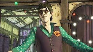 BATMAN TELLTALE SEASON 2 Episode 3 All Joker Scenes