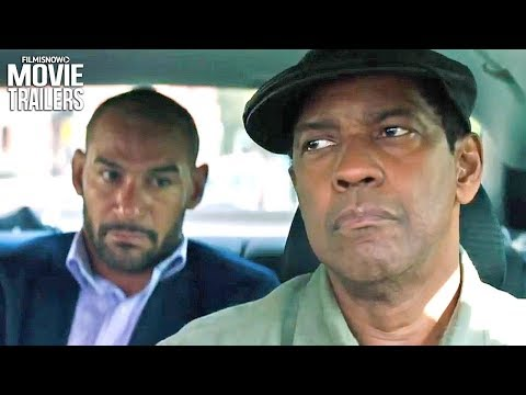 THE EQUALIZER 2 All Clips and Trailer Compilation Denzel Washington Action Thriller Sequel