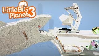 LittleBIGPlanet 3 - Naked And Afraid [Angry Whale And Whale Tales] - PS4