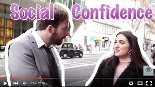 Social Anxiety| How To Get Comfortable In Public Whilst Talking To People