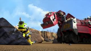 DreamWorks Dinotrux - Ya disponible en Netflix