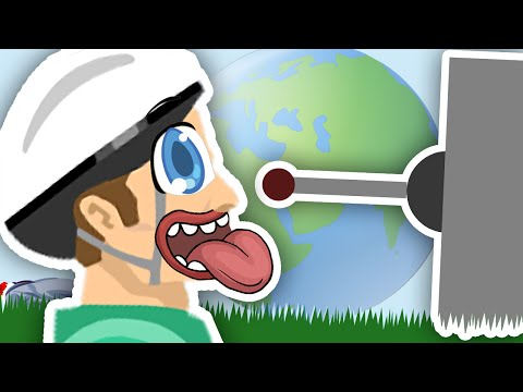 HOW TO SAVE THE WORLD Happy Wheels