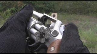 S&W .38 Special Police Revolver