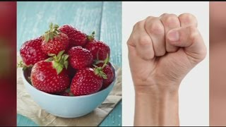 Mass Appeal How to measure healthy portion sizes for adults