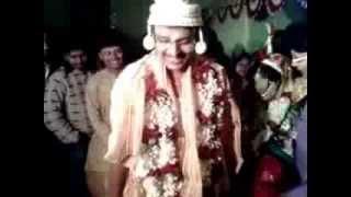 Groom revolving round bridegroom while marriage SAAT PAAK