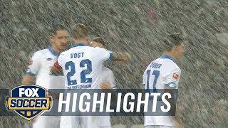 Hannover 96 vs. 1899 Hoffenheim   2017-18 Bundesliga Highlights
